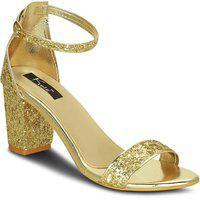 Kielz-gold-block-heel-sandals