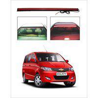 Trigcars Chevrolet Enjoy Car Roof Line Led Third Brake Light Kit Above Rear Windshield plus Free Car Bluetooth