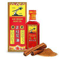 Axe Brand Red Flowered Heat Oil (32ml)