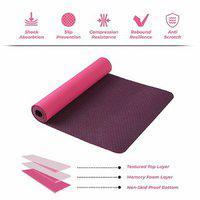 Spinway Yoga Mat Violet Skinfriendlywashable