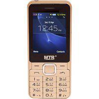Mtr Bullet Dual Sim Mobile Phone With 2.4 Inch Display With Powerful Boom Speaker With Light