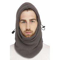 6 In 1 Polar Thermal Fleece Balaclava Hood Ski Bike Wind Stopper Face Mask Neck Cover