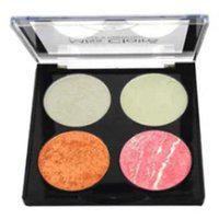 4 Shades Makeup Studio Palette Highlighter Bronze 8 Gm