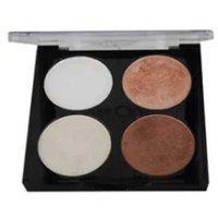 4 Shades Makeup Studio Palette Highlighter Bronze 8 Gm (3)