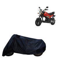 Abp Premium Black-matty Bike Body Cover For Honda Navi