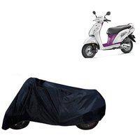 Abp Premium Black-matty Bike Body Cover For Honda Activa I