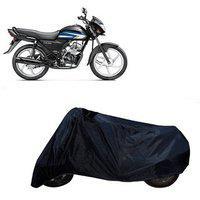 Abp Premium Black-matty Bike Body Cover For Honda Cd 110 Dream