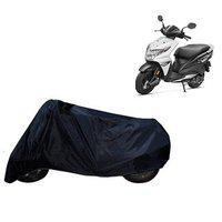 Abp Premium Black-matty Bike Body Cover For Honda Dio