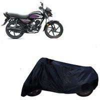 Abp Premium Black-matty Bike Body Cover For Honda Dream Neo