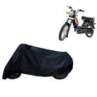 Abp Premium Black-matty Bike Body Cover For Tvs Heavy Duty Super Xl