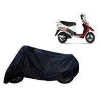 Abp Premium Black-matty Bike Body Cover For Tvs Scooty Pep plus