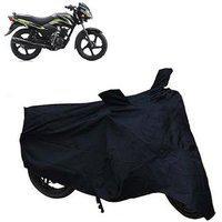 Abp Premium Black-matty Bike Body Cover For Tvs Sport