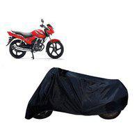 Abp Premium Black-matty Bike Body Cover For Tvs Star City