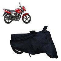Abp Premium Black-matty Bike Body Cover For Yamaha Saluto Rx