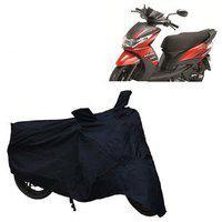Abp Premium Black-matty Bike Body Cover For Yamaha Ray Z