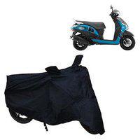 Abp Premium Black-matty Bike Body Cover For Yamaha Alpha