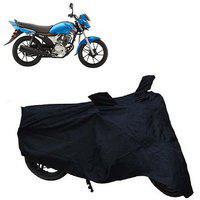 Abp Premium Black-matty Bike Body Cover For Yamaha Saluto