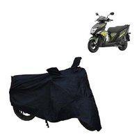 Abp Premium Black-matty Bike Body Cover For Yamaha Cygnus Ray Zr