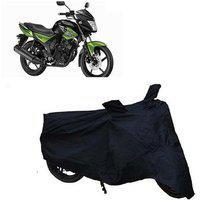 Abp Premium Black-matty Bike Body Cover For Yamaha Sz-rr
