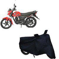 Abp Premium Black-matty Bike Body Cover For Suzuki Hayate