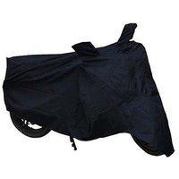 Abp Premium Black-matty Bike Body Cover For Suzuki Swish