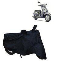 Abp Premium Black-matty Bike Body Cover For Suzuki Access
