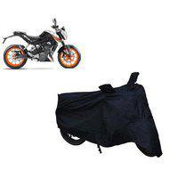 Abp Premium Black-matty Bike Body Cover For Ktm Duke 200