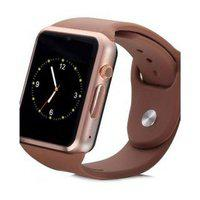 Jm's Gt08 Square Unisex Smart Watch With Sim And With Bluetooth