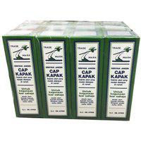Imported Axe Brand Universal Medicated Oil - 3 Ml (combo Pack Of 12)