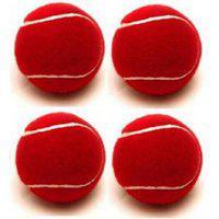 Tahiro Red Tennis Ball - Pack Of 4
