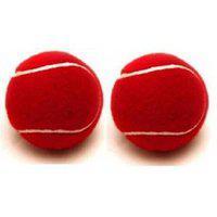 Tahiro Red Cricket Ball - Pack Of 2