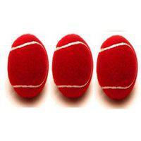 Tahiro Red Tennis Ball - Pack Of 3
