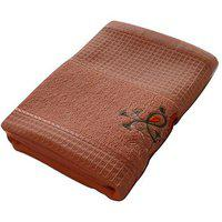 Pyaro Hifi Cotton Bath Towel (orange)