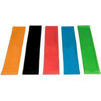 House Of Quirk Exercise Bands Sports Resistance Bands Exercise Band Workout Bands For Legs Resistance Tube (multicolor)
