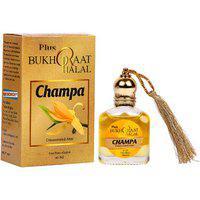 Rackdack Bukhraat Halal Care Pure Plus Attar Real Champa 10ml