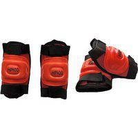 Hipkoo Gentle Protective Set Of 2 (elbow Knee Guard) Cycling Kit Skating Kit