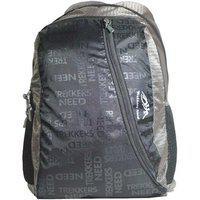Trekkers Need 40 Ltr Waterproof Light Weight Casual Backpack 40 L Backpack(grey)