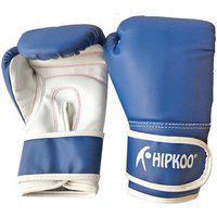 Hipkoo Fitness Boxing Gloves (size 10 Oz) Boxing Gloves (blue)