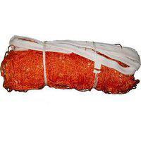 Glaze Prime Orange Volleyball Net