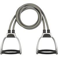 Hipkoo Ster-ling Fitness Workout Double Toning Tube Resistance Tube