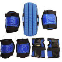 Hipkoo Champ Protective Set For Safety (skate Cycling) Skating Kit