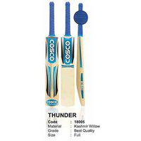 Cosco Thunder Kashmir Willow Cricket Bat