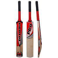 Protos English Willow Cricket Bat Whirlwind Full Size - 7 No