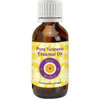 Pure Turmeric Essential Oil - Curcuma Longa - 30ml