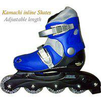 Imported Inline Skates Adjustable Size 5-8