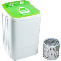 Dmr 46-1218 4.6 Kg Single Tub Washing Machine With Steel Dryer Basket