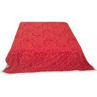 Welhouse India Collections Acrylic Fleece Double Bed Blanket