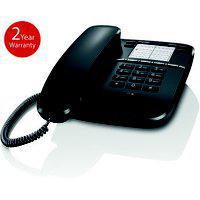 Gigaset Da310 Corded Landline Phone (black)