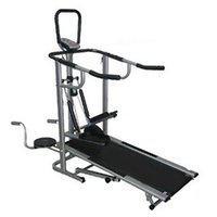 Lifeline 4 In 1 Manual Treadmill Delux Jogger