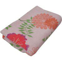 Valtellina Floral Beautiful And Soft Feel Premium Quality Ladies Bath Towel